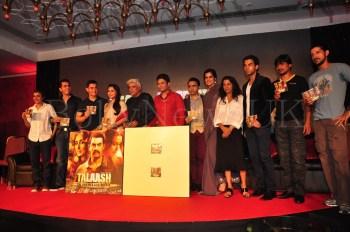 Talaash Music Launch.