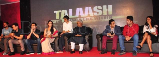 Talaash Music Launch