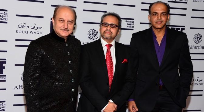 'Jab Tak Hai Jaan' at the Doha Tribeca Film Festival