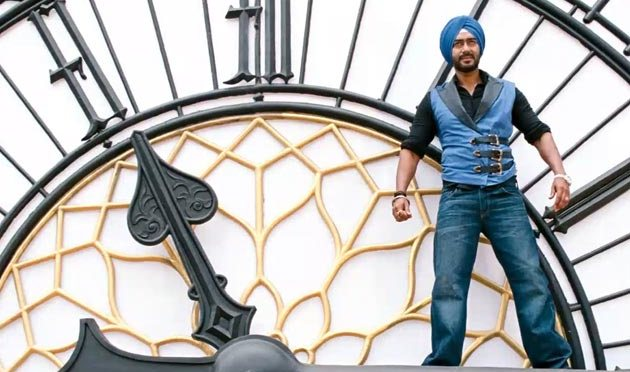 'Son of Sardaar' goes global