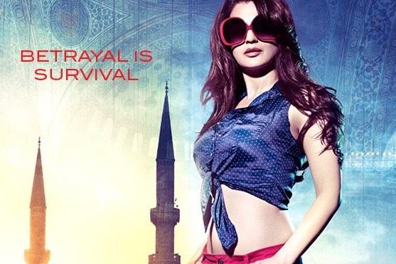 First Look: Ameesha Patel in 'Race 2'