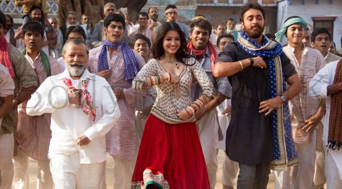 Imran Khan 'Roughs It' In 'Matru Ki Bijlee Ka Mandola'