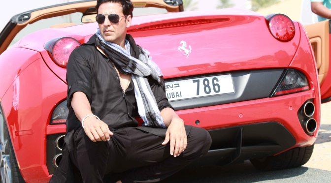 Watch: 'Long Drive' from 'Khiladi 786'