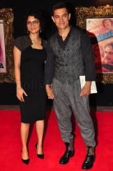 Jab Tak Hai Jaan - Premiere - Aamir Khan, Kiran Rao