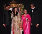 Jab Tak Hai Jaan - Premiere - Abhishek, Aishwariya, Jaya, Amitabh Bahchan