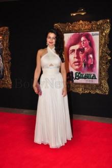 Jab Tak Hai Jaan - Premiere- Ameesha Patel