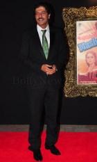 Jab Tak Hai Jaan - Premiere - Chunky Pandey