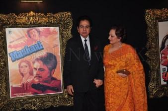 Jab Tak Hai Jaan - Premiere - Dilip Kumar