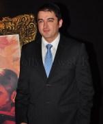 Jab Tak Hai Jaan - Premiere - Jugal Hansraj