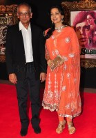 Jab Tak Hai Jaan - Premiere - Juhi Chawla