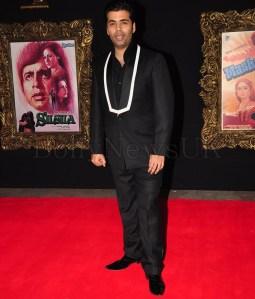 Jab Tak Hai Jaan - Premiere  - Karan Johar