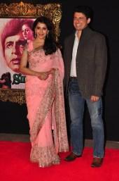 Jab Tak Hai Jaan - Premiere - Madhuri Dixit Nene