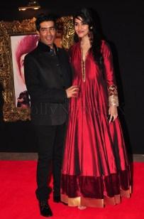 Jab Tak Hai Jaan - Premiere - Manish Malhotra