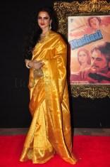 Jab Tak Hai Jaan - Premiere- Rekha