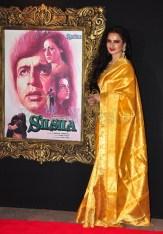Jab Tak Hai Jaan - Premiere - Rekha