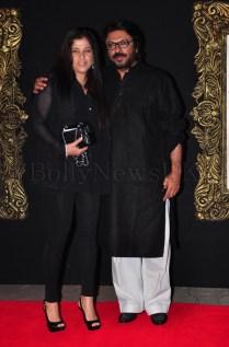 Jab Tak Hai Jaan - Premiere - Shabina Khan, Sanjay Leela Bhansali