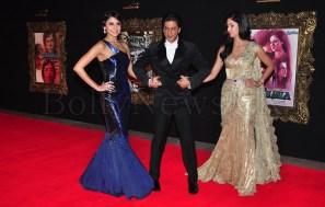 Jab Tak Hai Jaan - Premiere - Shah Rukh Khan, Anushka Sharma, Katrina Kaif