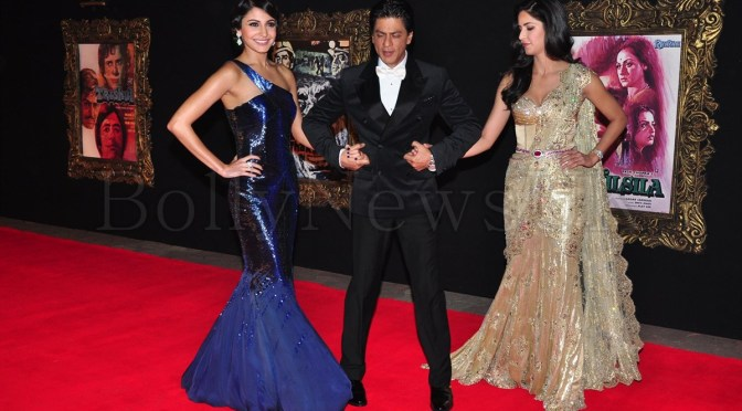 'Jab Tak Hai Jaan' earns £420,057 in three days in the UK