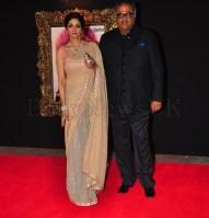 Jab Tak Hai Jaan - Premiere - Sridevi, Boney Kapoor