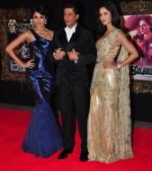 Jab Tak Hai Jaan - Premiere - SRK, Katrina, Anushka