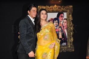 Jab Tak Hai Jaan - Premiere - SRK, Preity Zinta