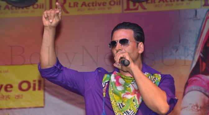 Photos: 'Khiladi 786' Stars Celebrate Music Success