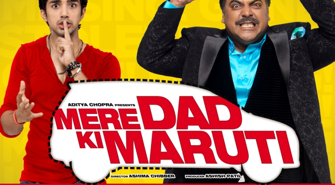 Watch: 'Mere Dad Ki Maruti' Trailer