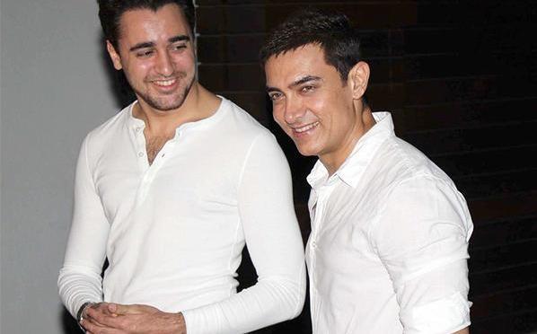 Imran Follws Aamir Khan's Footsteps