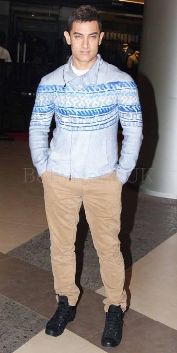 Aamir Khan - Talaash screening