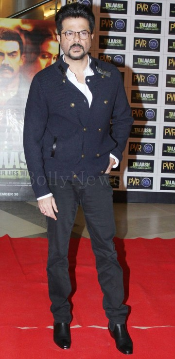 Anil Kapoor - Talaash screening