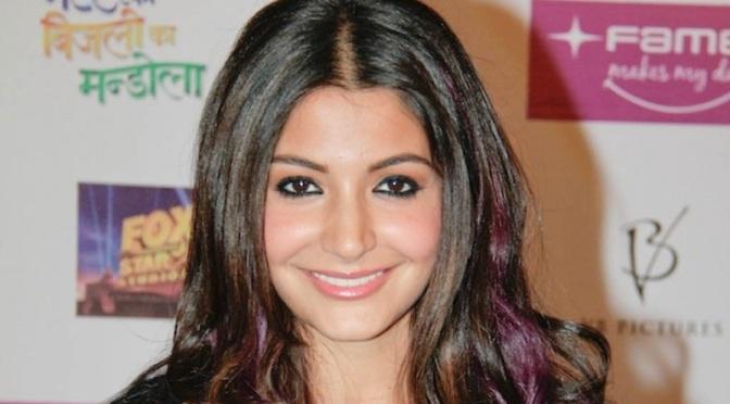 Anushka Sharma's Confidence Gives Way