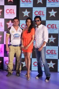 CCL - Riteish, Sohail, Bipasha