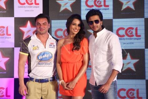 CCL - Sohail, Bipasha, Riteish