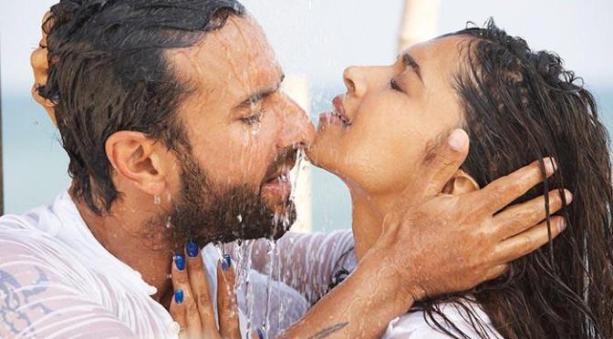 Watch: Deepika, Saif and Atif Aslam in 'Be Intehaan' from 'Race 2'