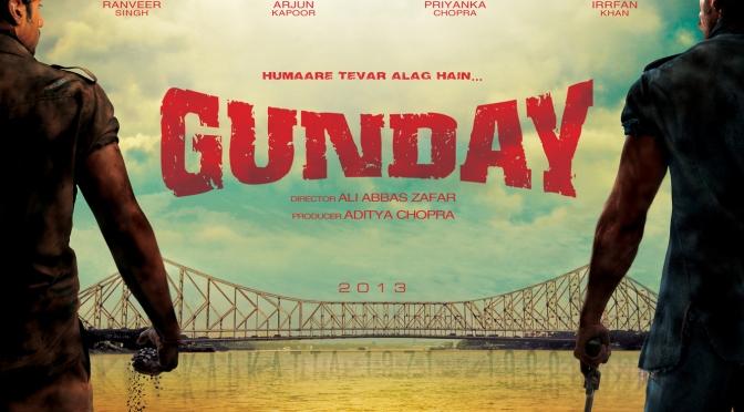 Arjun Kapoor's dance in 'Gunday'