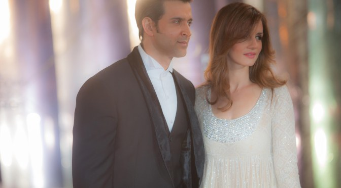 Hrithik Roshan and Sussanne seperate
