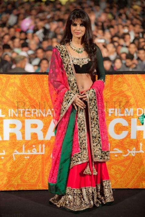 Priyanka Chopra in Marrakech