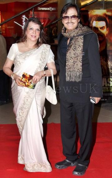 Sanjay Khan - Talaash screening