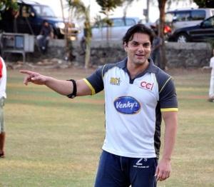 Sohail Khan CCL