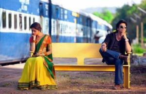 SRK and Deepika