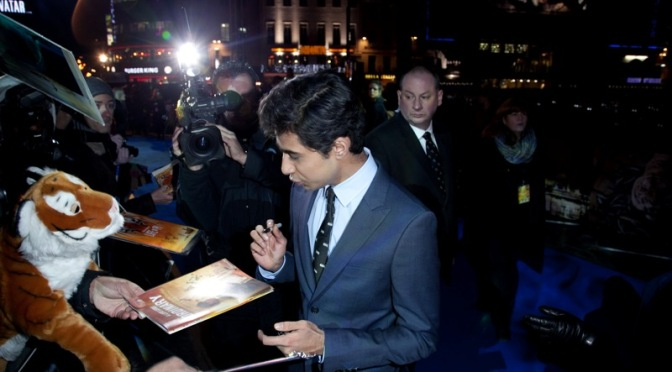Photos: 'Life Of Pi' – London Premiere