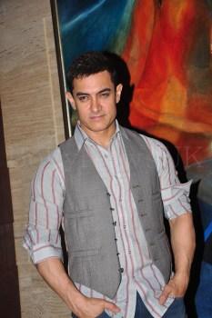 Talaash Success Party - Aamir Khan