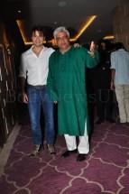 Talaash Success Party - Ali Zafar, Javed Akhtar