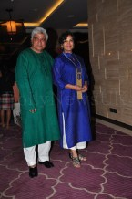 Talaash Success Party - Javed Akhtar, Shabana Azmi