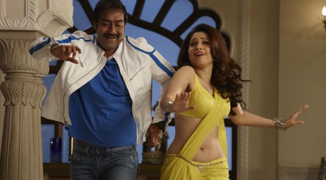 Ajay Devgn scores a hat-trick in Sajid Khan's 'Himmatwala'