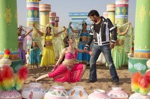 Ajay Tamanaah in Himmatwalla