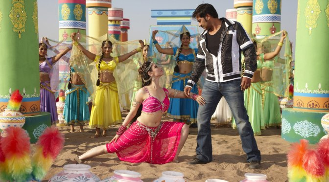 Sajid Khan compares 'Himmatwala' to 80s movies