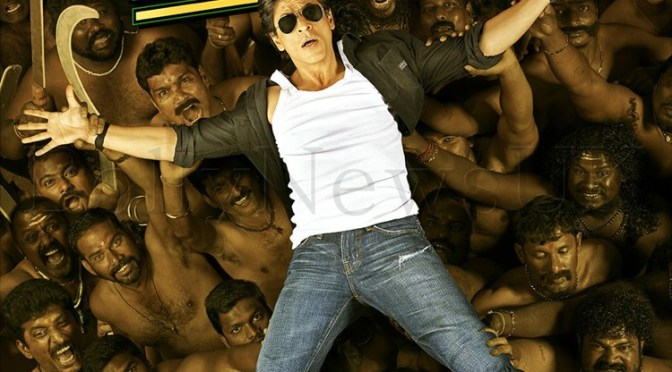 Chennai Express to release in UK cinemas on 8th August
