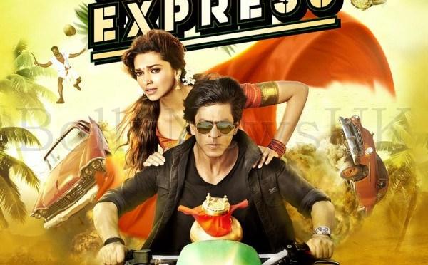 Deepika Padukone comes before SRK in 'Chennai Express'