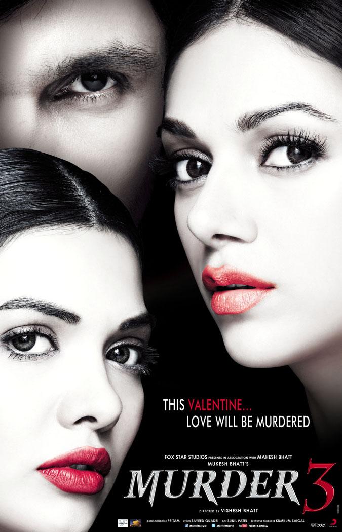 Murder 3 - UK release